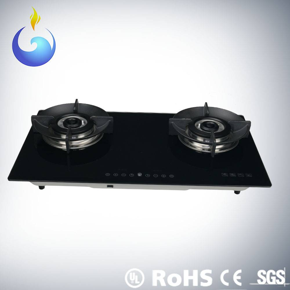 New arrival gas burner with app detection