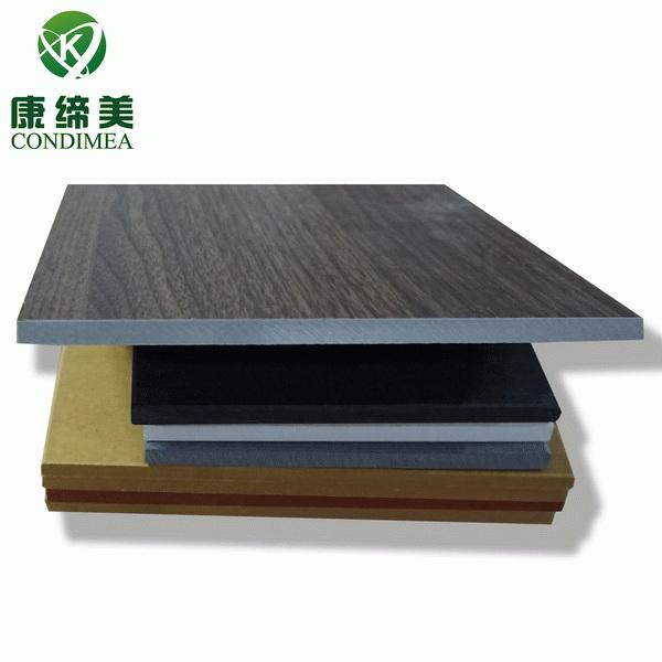 Condimea fiber cement board with PVC film surface