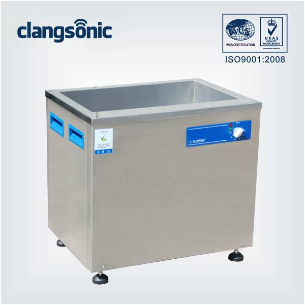 84L Standard High Frequency Oil Tank Cleaning Industrial Washing Ultrasonic Cleaning