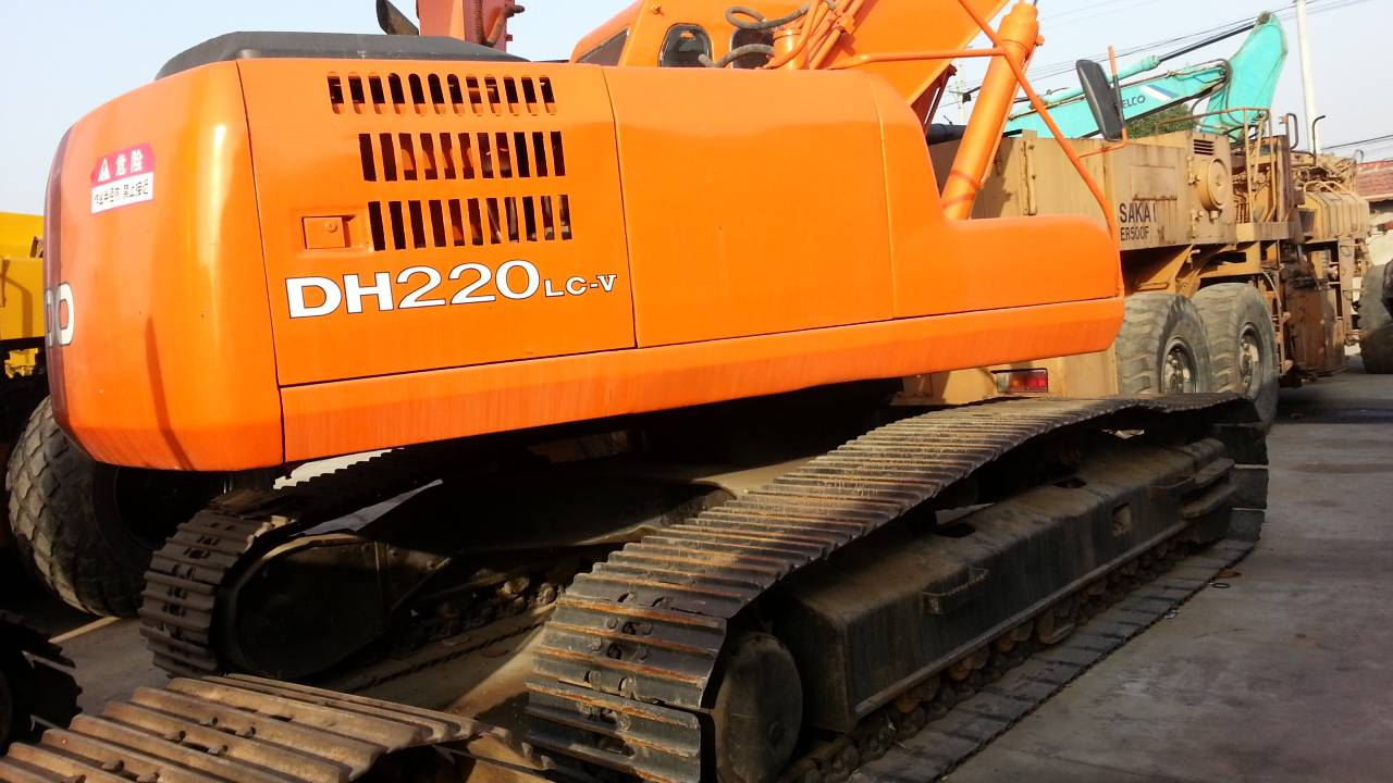 Used Hyundai 220LC-5 Excavator, Used Excavator 220LC-5 for Sale