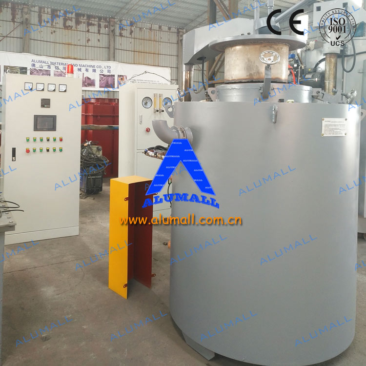 60kw Pit Type Gas Nitriding Plasma Nitriding Furnace Industrial Furnace Electric Furnace