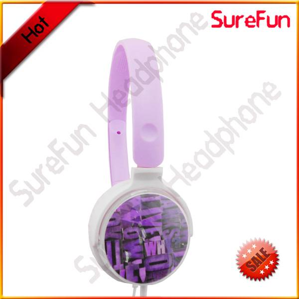 fashion new design headphone