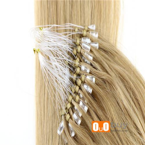 Factory Price 100% Human Hair Fish Line Hair With the Top Quality