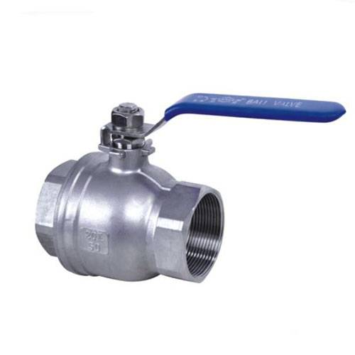 2 pc korea type ball valve