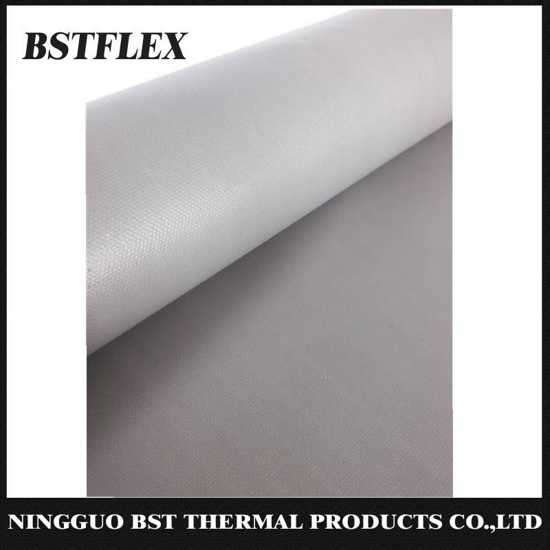 PVC coated fiberglass fabric