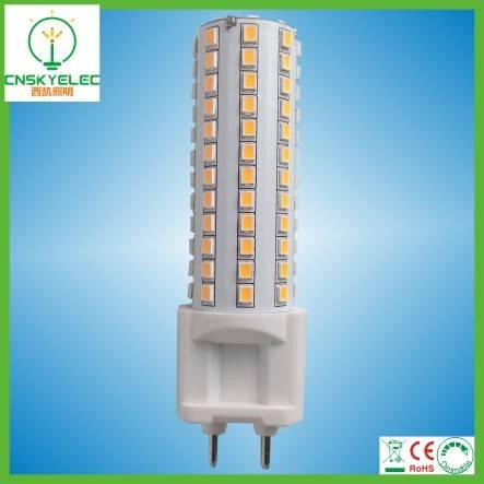 10W 15W 30W G12 LED Bulb 85-265V PF>0.95 G12 LED Lamp
