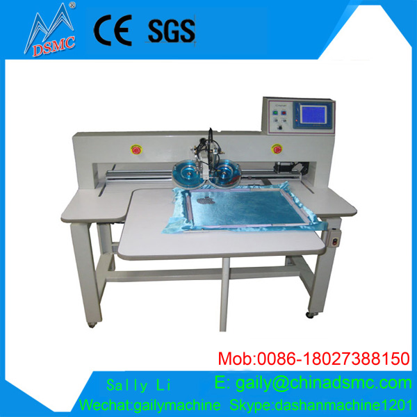guangzhou 2017 factory Spain completely fully automatic rhinestone setting machine cheap price