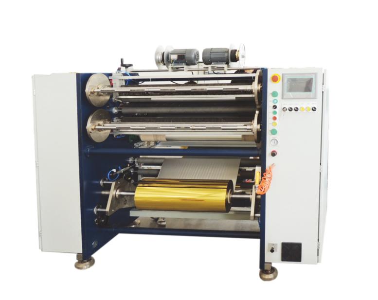 Hot stamping foil slitter rewinder 1000mm