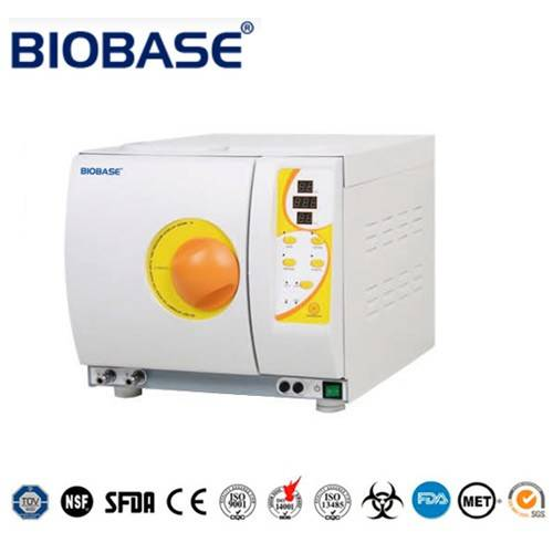 CE Certificated High Quality Low PriceTable top autoclave Class N series