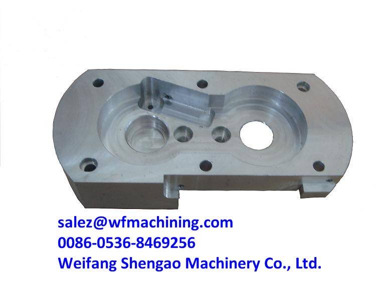 Carbon Steel Precision CNC Machining Auto Parts