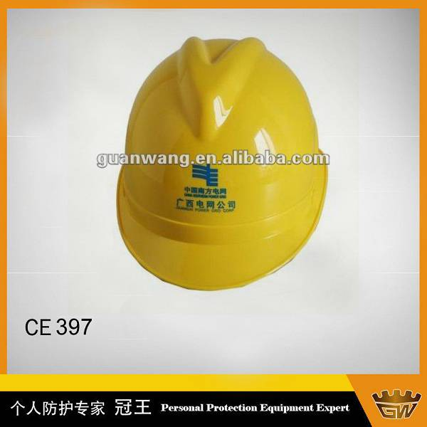 Workplace Industrial Safety Helmet With CE Approved