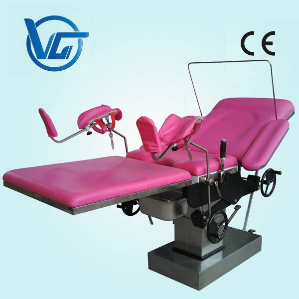 manual hydraulic surgery table