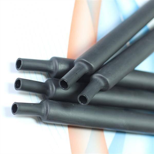 Low Smoking Halogen Free Flame Retardant Thin Wall Heat Shrinkable Tubing 2:1