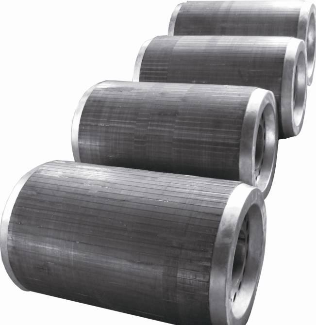 Aluminium Die-casting rotor for explosion-proof motor