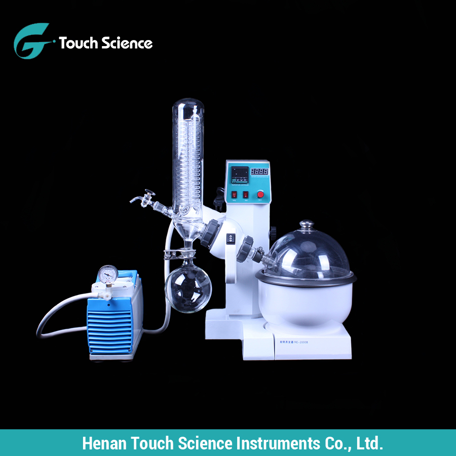 Distillation Kit Lab Glass Equipment