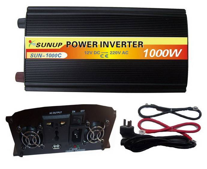 Power Inverter 1000W With Charger and UPS and USB