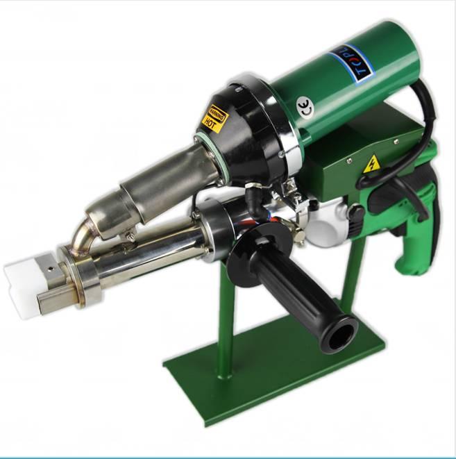 Plastic extruding welder/plastic welder/plastic extrusion welder/industrial plastic welder
