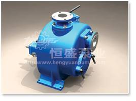 WZW Series Self-priming Polluted Water Pump