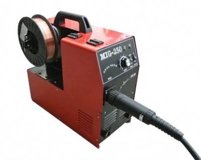 MIG-250 MIG welder