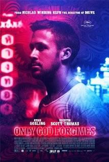 Only God Forgives  dvd moves