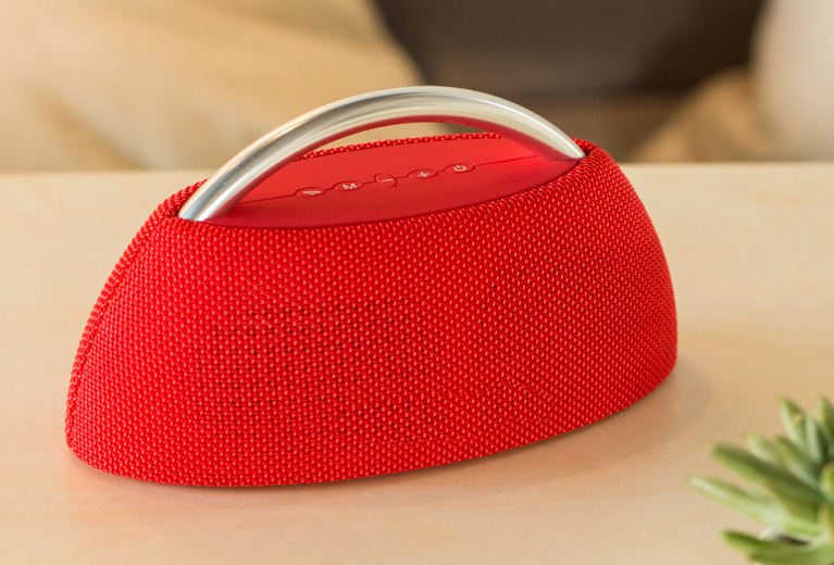 OKA MY659BT Fabric Bluetooth Speaker