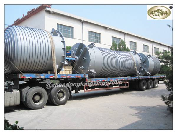 Stainless Steel Chemical Mixing Reactor with Jacket