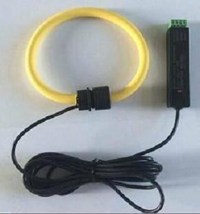 Rogowski coil current transformer