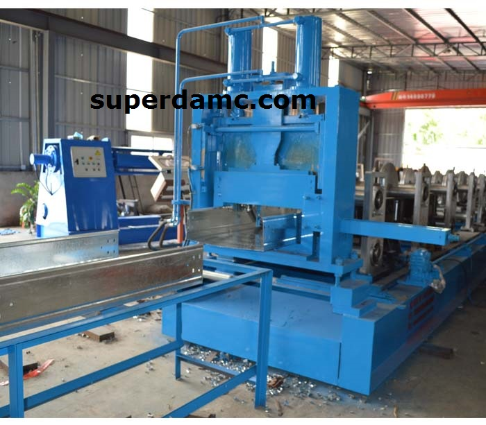 High Quality Cable Channel Production Line China