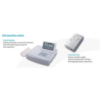 Medical Diagnostic Equipment, Stress ECG System Cardipia 800HS