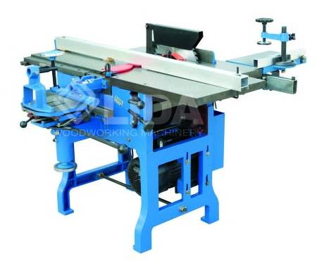Multi-use woodworking machinery MQ442A