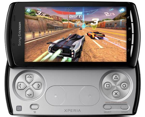 Original unlocked GSM mobile phones Sony Ericsson Xperia PLAY (R800)