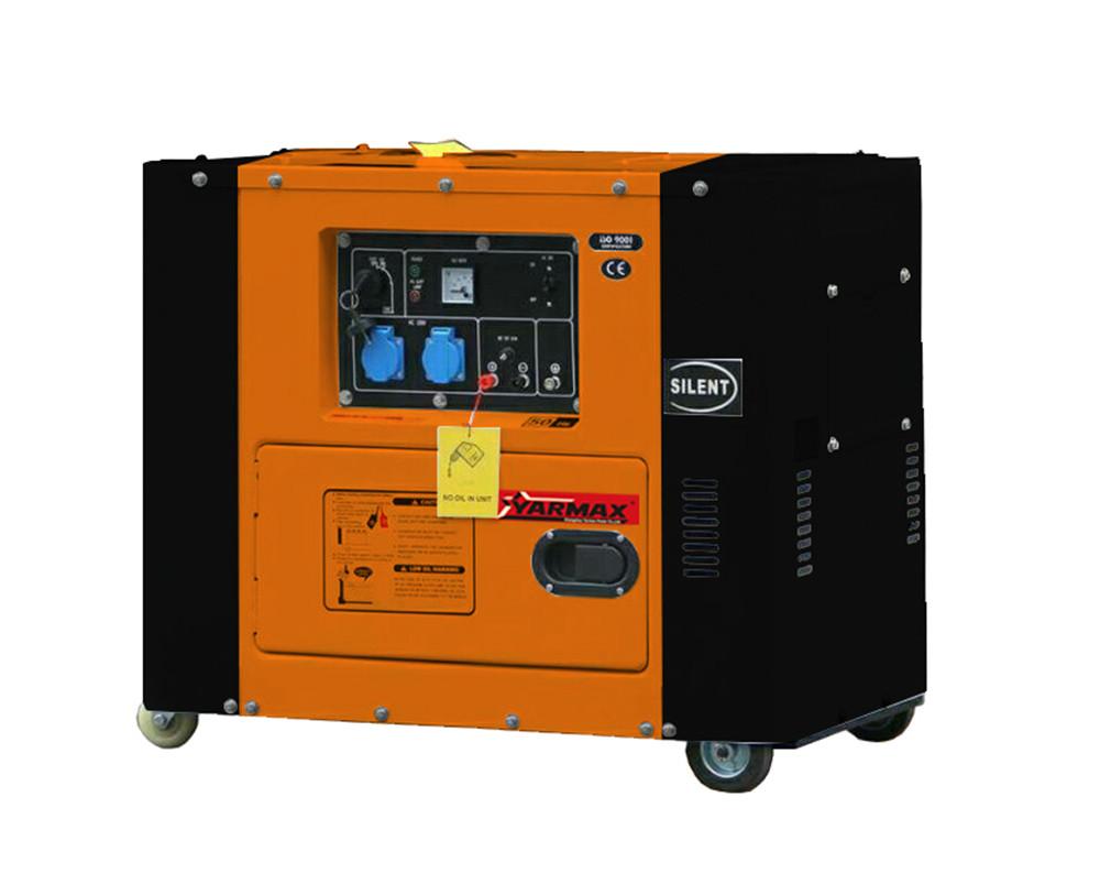 Home Use Ultra Silent Diesel Generator 6/6.5kva