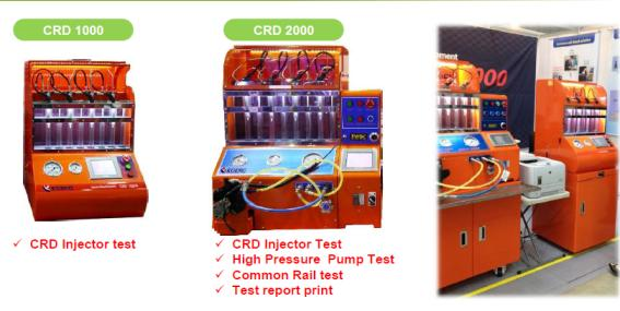 Rain Diesel Injector Rebuild System