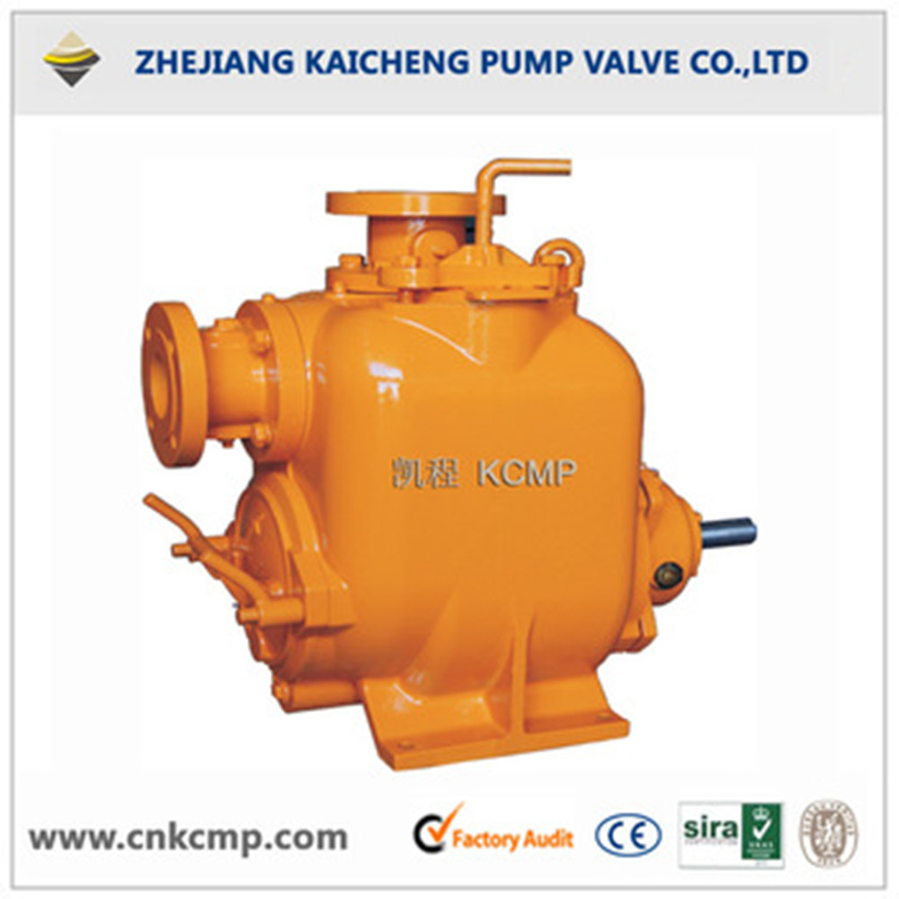 SP Non-Clogging Self priming sewage Pump