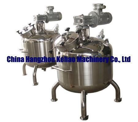 Portable process tank
