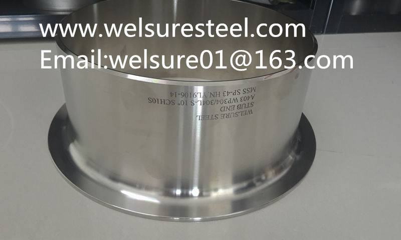 Stub End a 403 Wp304 /304L Stainless Steel