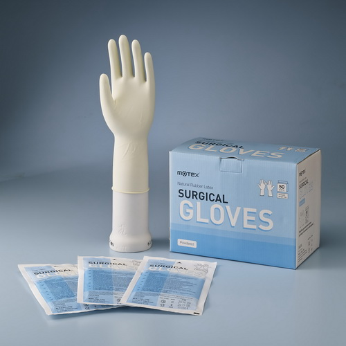 Medical Sterile Latex Surgical Gloves
