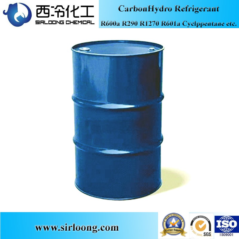 High Purity Refrigerant Gas Cyclopentane