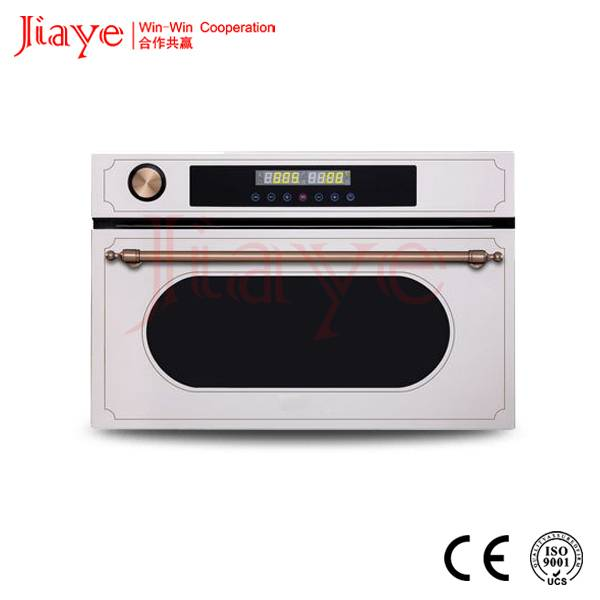 ISO900, CE JIAYE Steam Oven Optional with Grill JY-BS3002