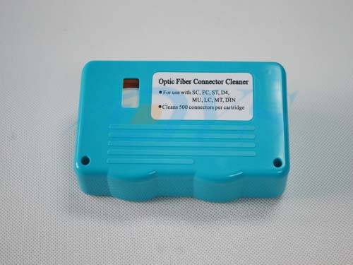 Fiber Optic Connector Cleaner Cassettes