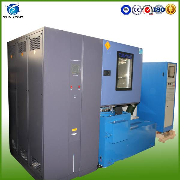 Comprehensive environmental test chamber