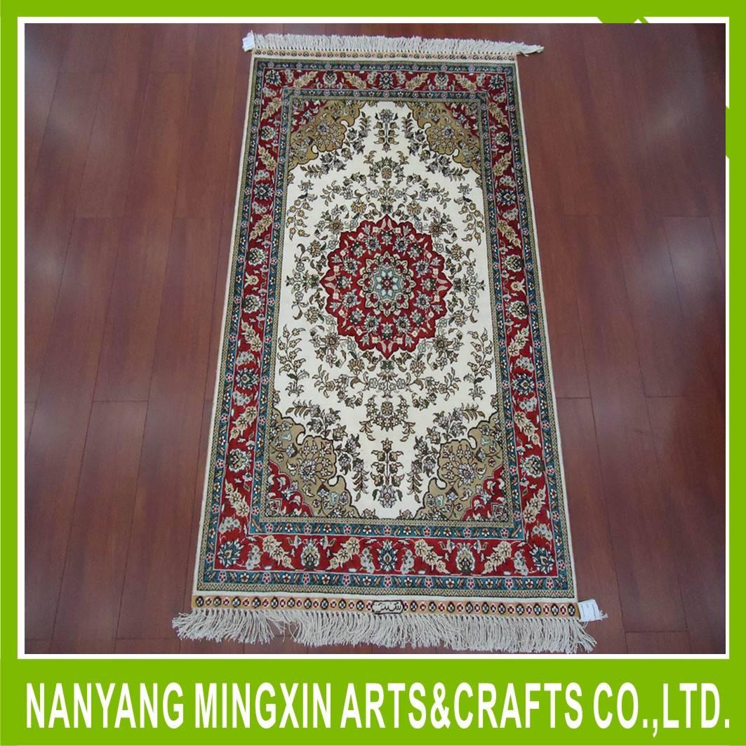 European High-grade Feel Like Silk Persian Carpet for Living room Coffee Table Bedroom Rugs