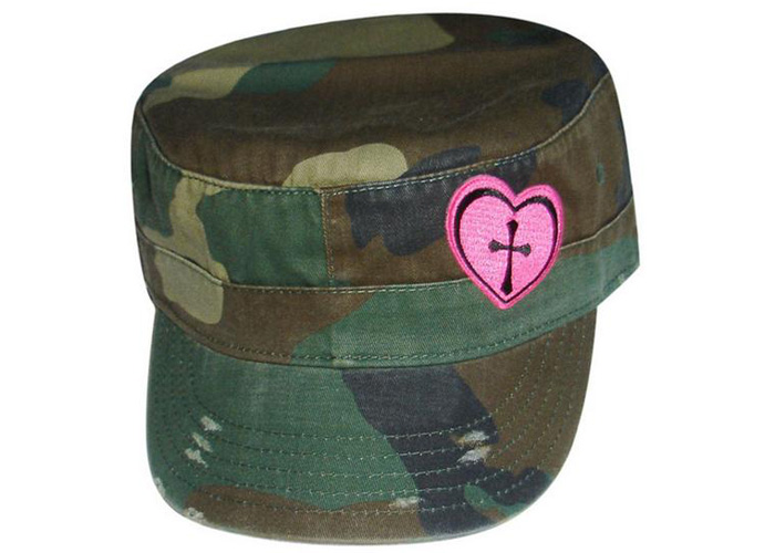 winter flat army force lovely cap logo CS game club