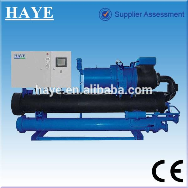 industrial water cooled screw water chiller