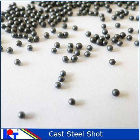 sand blasting cast steel shot steel grit G80 with SAE stand