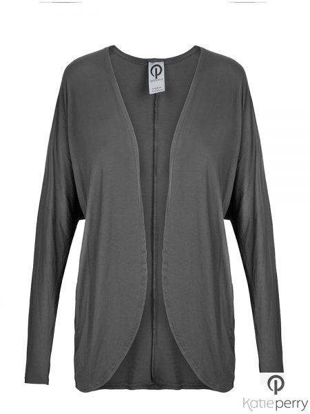 Clovelly Cardigan - Women's Cardigan Jackets with hourglass shape jacket to flatter upper arms : Kat