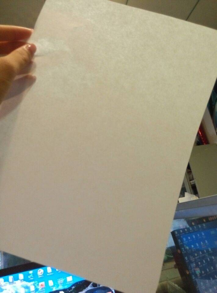 2015 A4 40g cotton paper in China