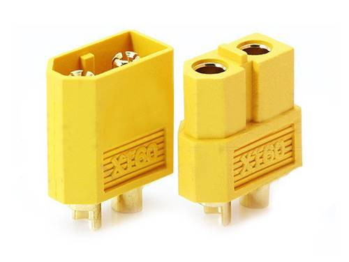 XT-60Male Female Bullet Connectors Plugs For RC Lipo Battery