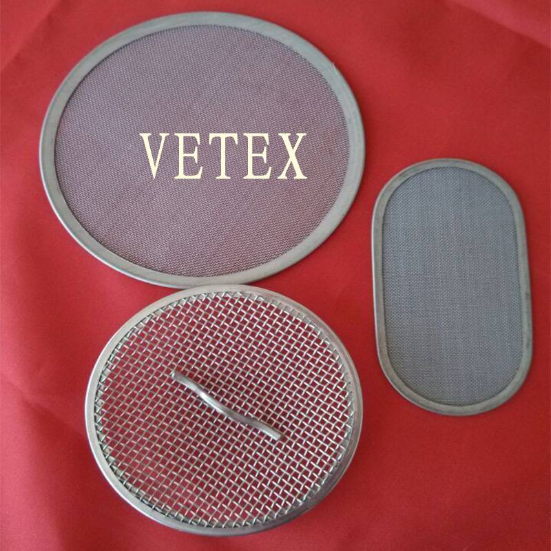 Heat- Resisting & Wear-Resisting Stainless Steel Filter Disc, Professional Manufacturer