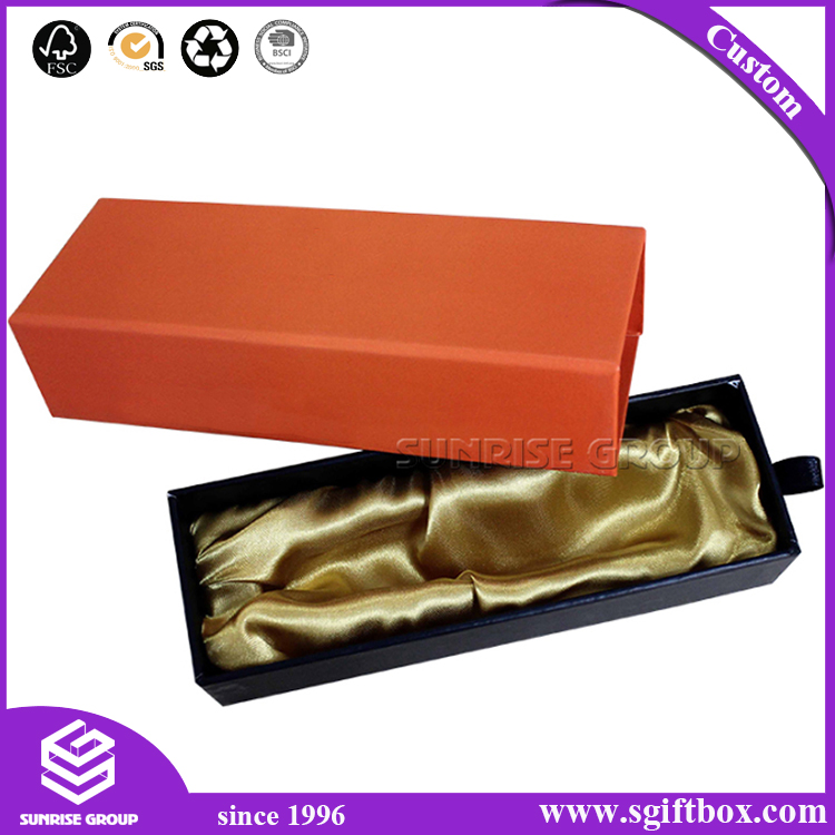 Extensive Custom Made Paper Packaging Drawer Box for Fountain Pen